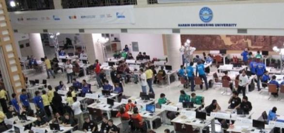 Mundial de Programadores en Marrakech, Marruecos