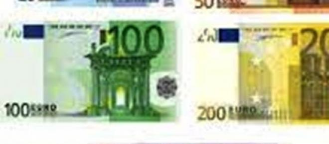 waluta euro - banknoty