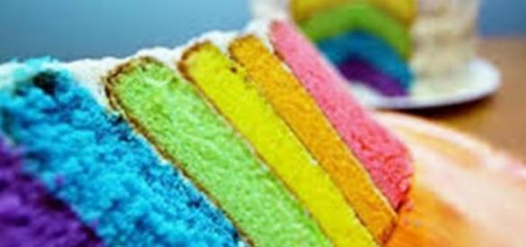 La torta che fa meravigliare grandi e piccini