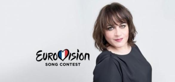 Lisa Angell se classe 25e sur 27 à l'Eurovision.