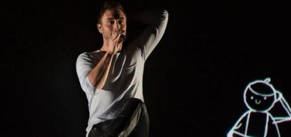 Mans Zermelow, cantor sueco, vence Eurovision