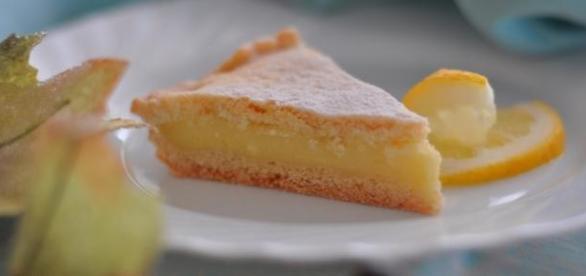 Ricetta della torta al limone