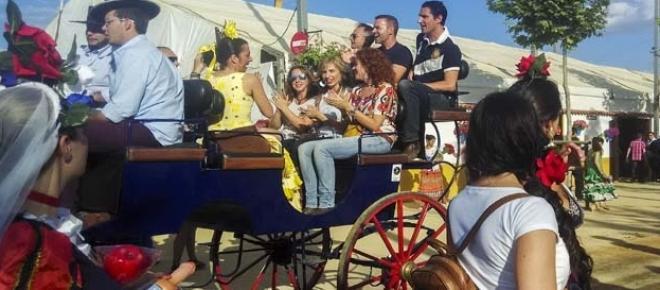 Actividades de la feria de Córdoba