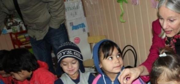 After School pentru copiii  săraci din Romania