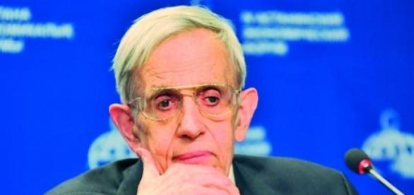 John Nash morreu aos 86 anos
