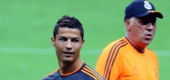 Ronaldo aprecia o trabalho do técnico.