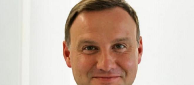 Andrzej Duda - nowy prezydent Polski