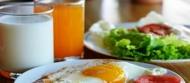 Un mic dejun consistent