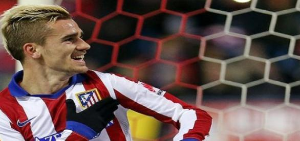 Antoine Griezmann a explosé à l'Atletico