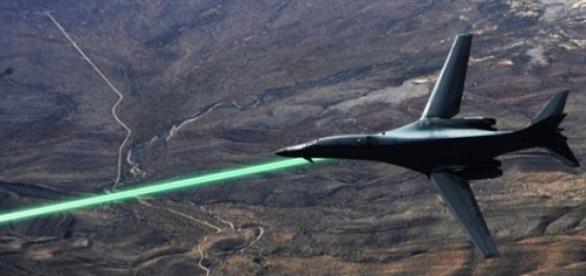 Arma cu laser testata de SUA
