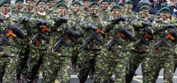 Armata își cheamă soldații.