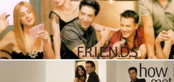 Friends y How I met, los grupos más famosos