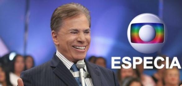 Globo pode fazer especial sobre Silvio Santos
