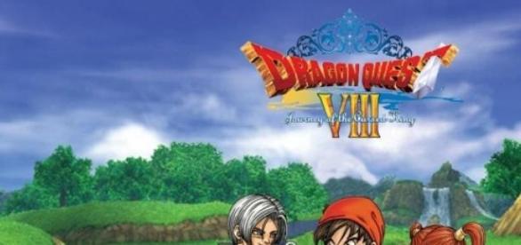 Imagen del juego original de la saga Dragon Quest