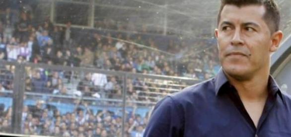 Jorge Almirón, ex DT del ''Rojo''