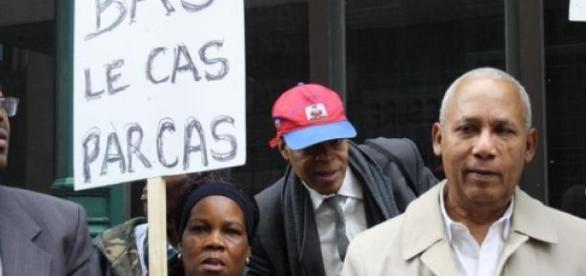 Les personnes sans statut ont manifesté à Montréal
