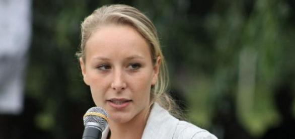 Marion Maréchal Le Pen candidate en PACA.