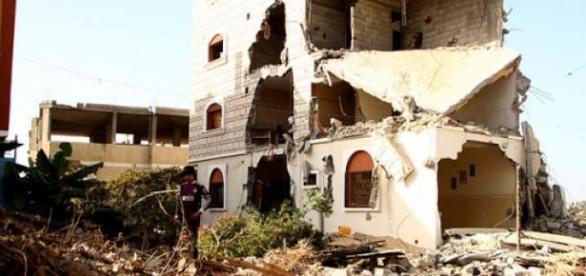 Miles de viviendas fueron destruidas