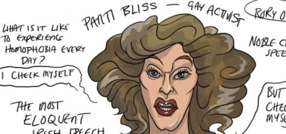 Panti Bliss, Irish gay activist