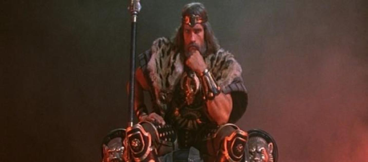 legend of conan will follow the steps of the original