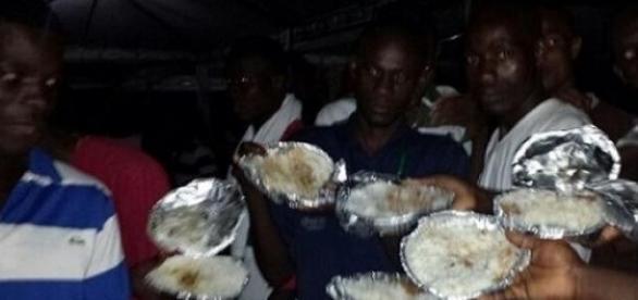 A licitação dos alimentos custou R$ 1 Milhão