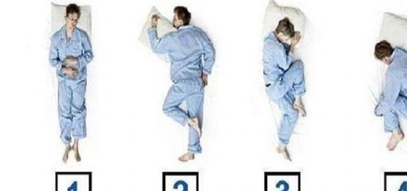 Alege poziția în care dormi