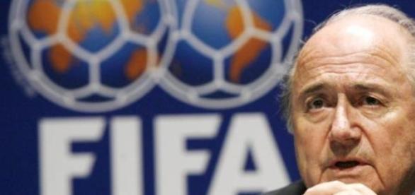 Blatter atraviesa el momento más delicado en FIFA.