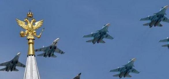 Exercitii militare ale Rusiei