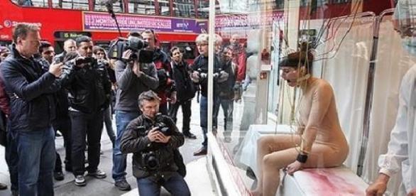 Foto oficial da ação com os atores