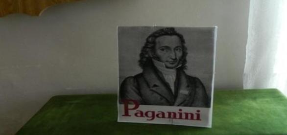 In memoriam Niccolo Paganini