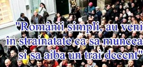 Românii vor să-şi vadă de viaţă nu şefi autonumiţi