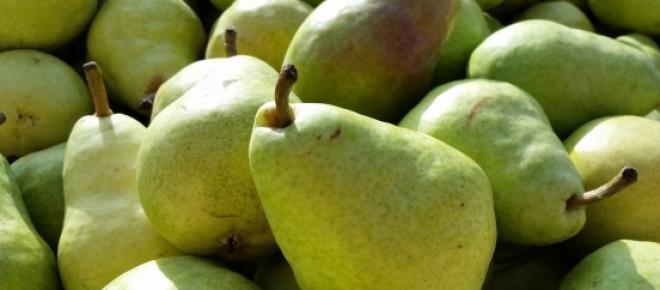 El mercado filipino: exportaciones de peras