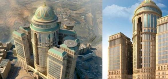 Así será el futuro hotel más grande del mundo.