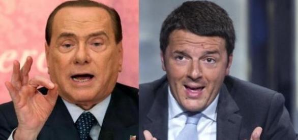 Elezioni, Renzi-Berlusconi è sfida aperta