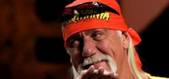 Hulk Hogan, luchador profesional.