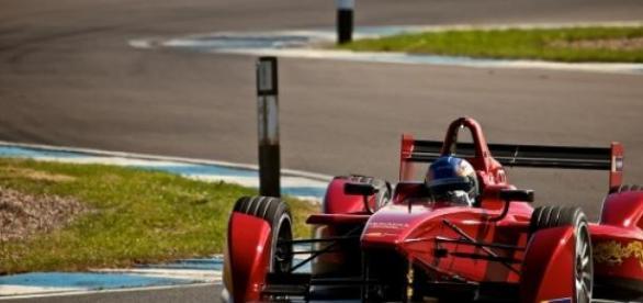 Masina electrica Formula E