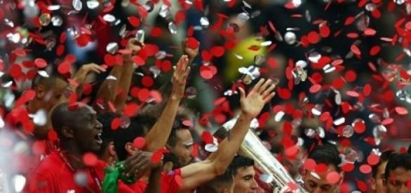 Sevilla won the Europa League for a record time