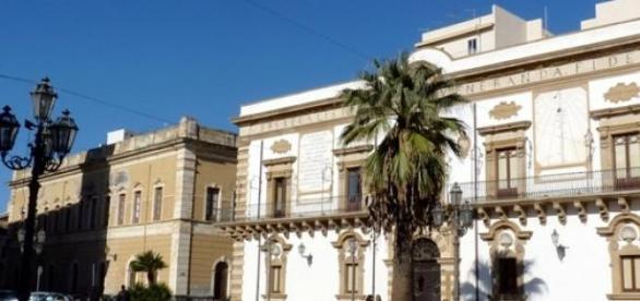 Augusta, piazza del Duomo e del Palazzo di città