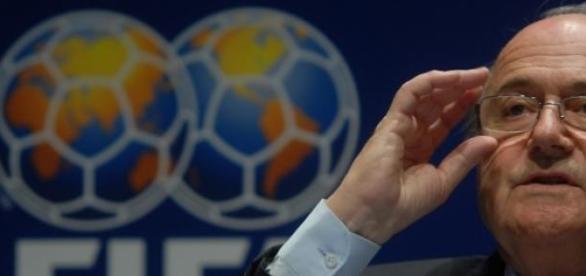 Blatter fue reelecto como presidente de la FIFA