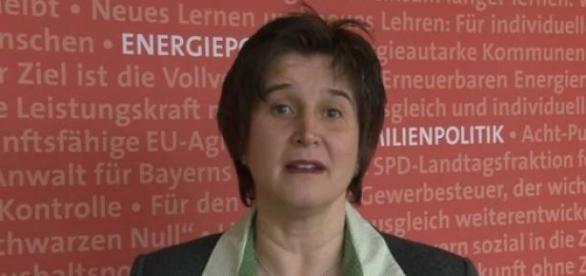 Europarlamentar Maria Noichl