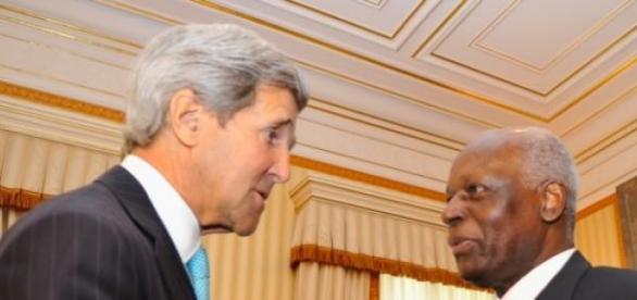 José Eduardo dos Santos é o presidente de Angola