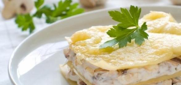 La ricetta della lasagna bianca