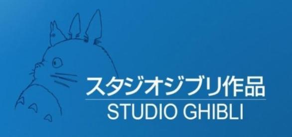 Logo del estudio Ghibli, fundado por Miyazaki