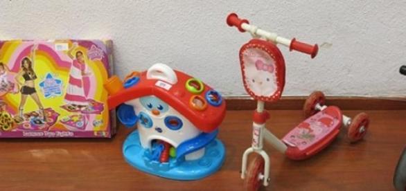 Los juguetes aún están muy marcados por género.