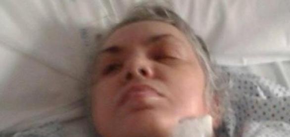 Maria Vasile a îndurerat o ţară întreagă
