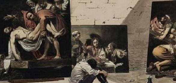 Milo Manara reinterpreta a vida de Caravaggio.