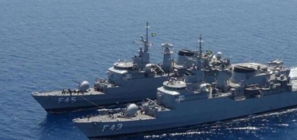 Salário da Marinha chega a 6 mil reais