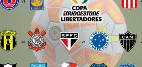 Tigres, Inter, River y Guaraní semifinalistas