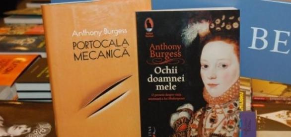 Antony Burgess, autorul de romane controversate.