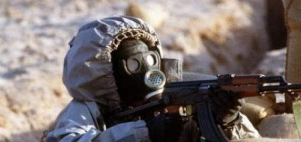 Arme chimice foarte periculoase in Siria.